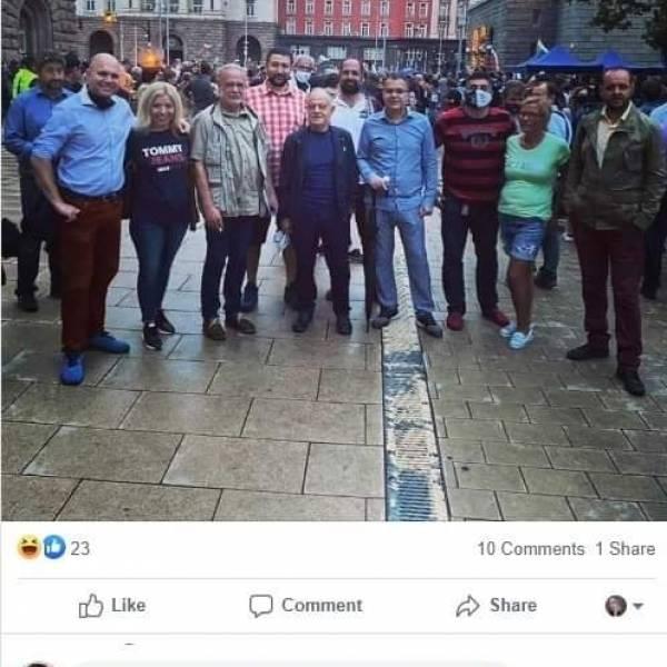 Красен Кралев към протестиращи: Педалите са навсякъде
