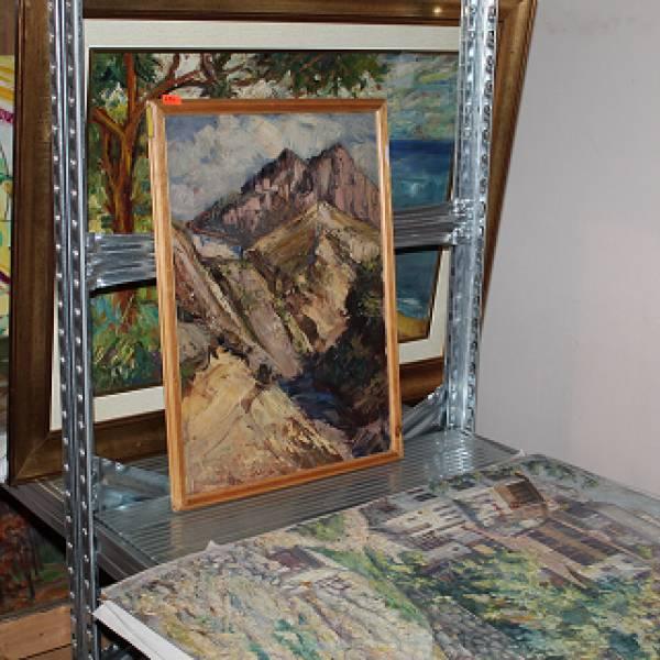 Специализираната прокуратура иззе 1418 картини и 45 графики от офис на Божков